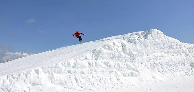 Spring is the Ski Season