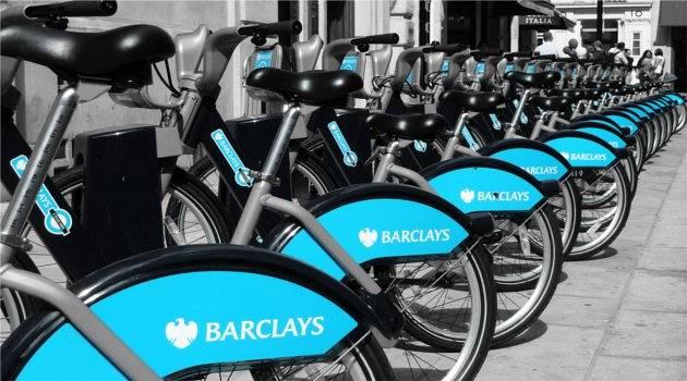 Barclays Cycle Hire aka Boris Bikes