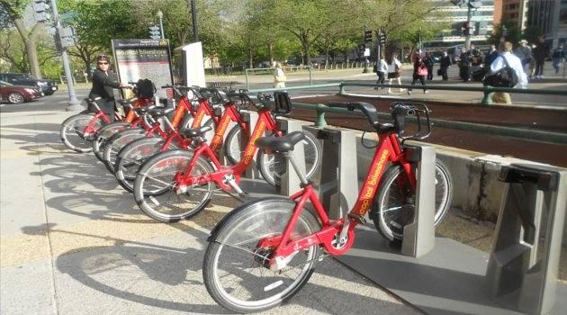 Washington DC Cycle Hire - Capital Bikeshare