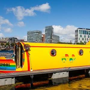 We All Want to Stay in a Yellow Submarine