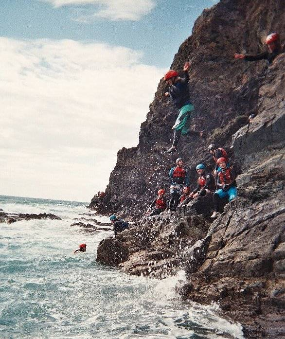 Coasteering: The Final Challenge