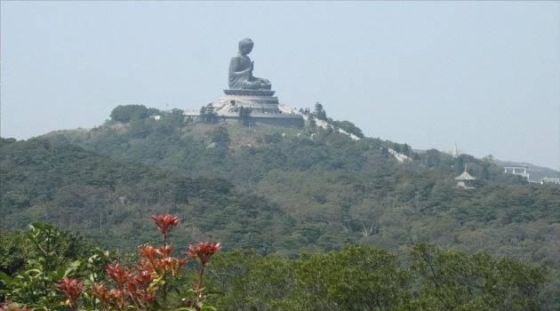 Lantau Island Buddha