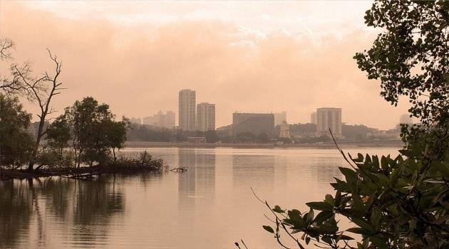 Singapore Mangroves and Johor Bahru