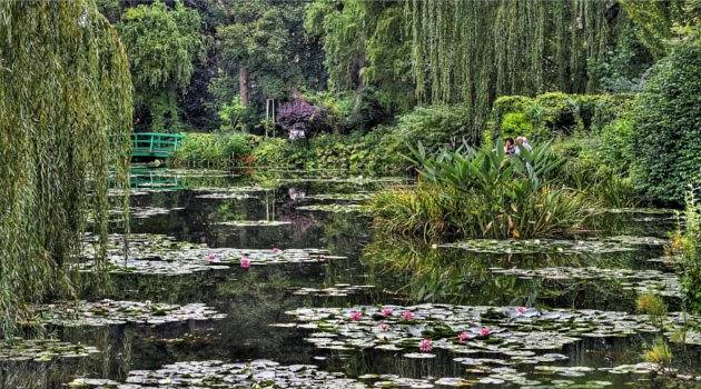 Giverny Gardens, Paris