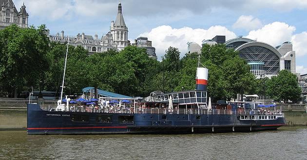Tattershall Castle Boat, London