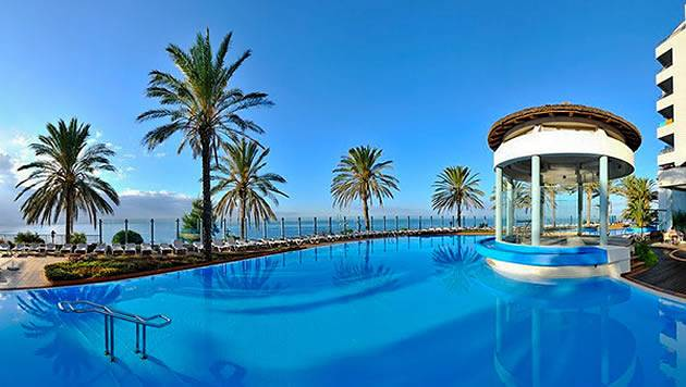 Madeira - Pestana Grand Pool