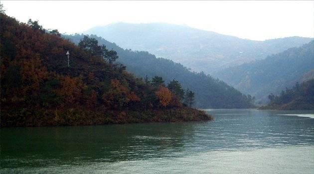 Scenery, Yangtze Cruise
