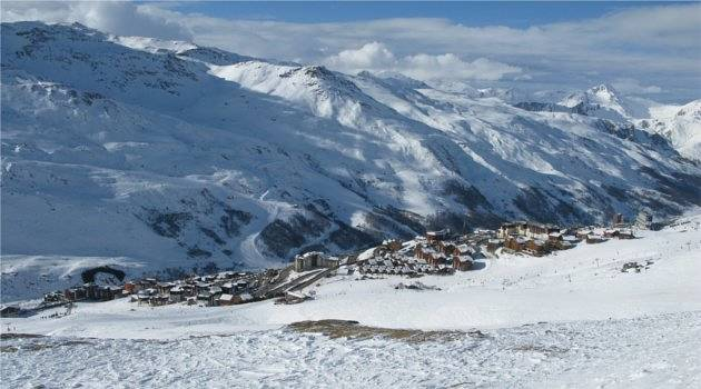 Courcheval, Trois Vallees
