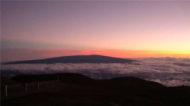 Hawaii - Volcano on Big Island