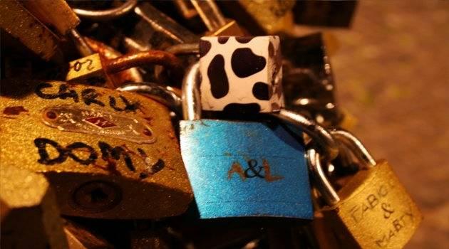 bright and stylish padlocks!