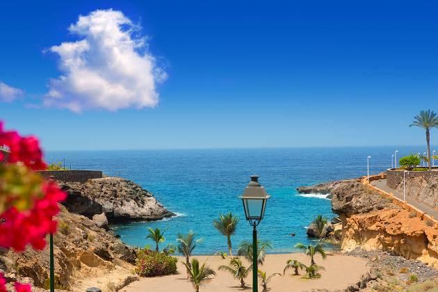 Playa Paraiso, Costa Adeje, Tenerife