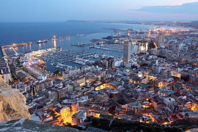 Alicante, Costa Blanca, Spain