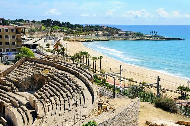 Tarragona, Costa Dorada, Spain