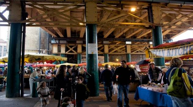 Whitecross Market Food