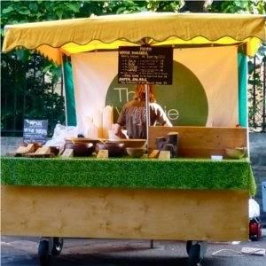 UK's Top Street Food Markets