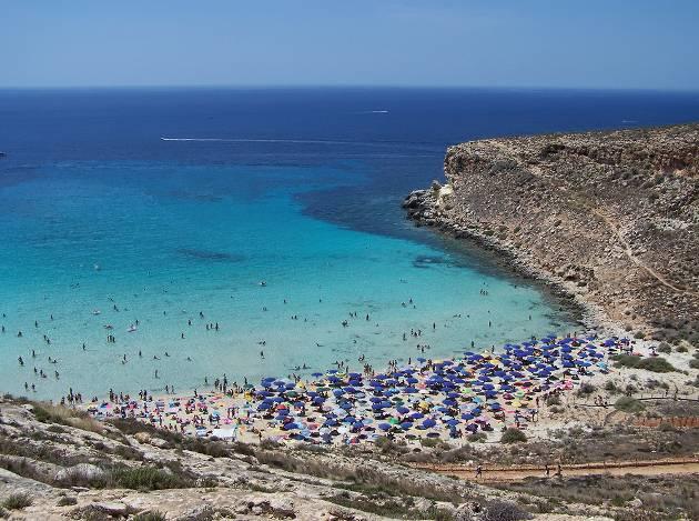 Lampedusa, Italy
