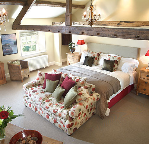 The Noble Room at the Punch Bowl Inn, Crosthwaite