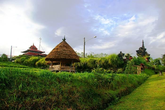 Kiadan Pelaga, Bali, Indonesia