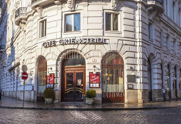 Café Griensteidl, Vienna