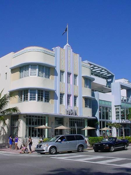 The Marlin Hotel, Miami Beach, Florida