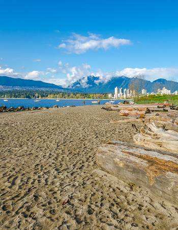 Kitsilano Beach, Vancouver