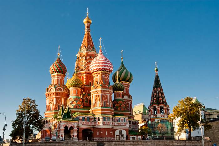 St Basil's Cathedral, Moscow
