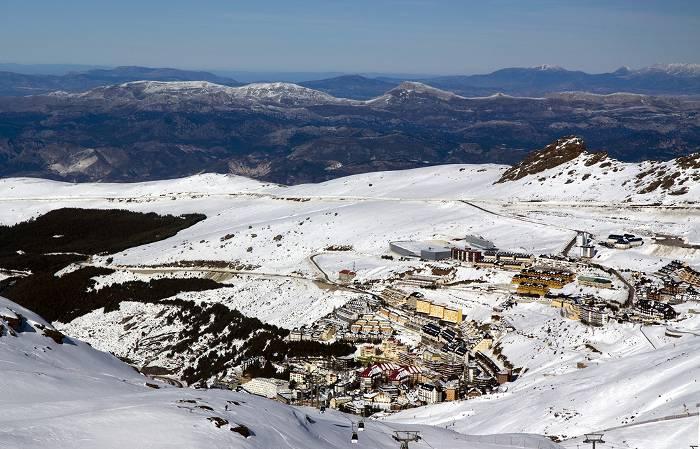 Prado Llano, Sierra Nevada