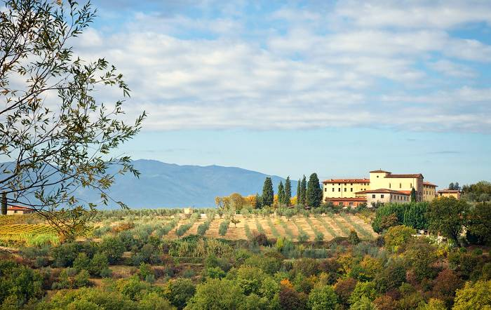 Arrezzo, Tuscany