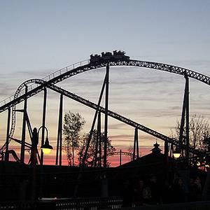 5 American Theme Parks – Better than Disney!