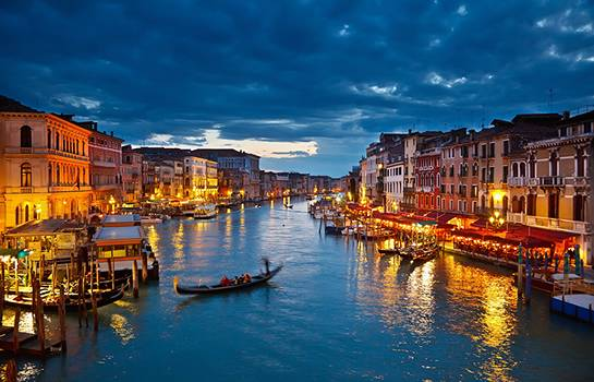 Pick Of The Real Deals: Romance in Venice