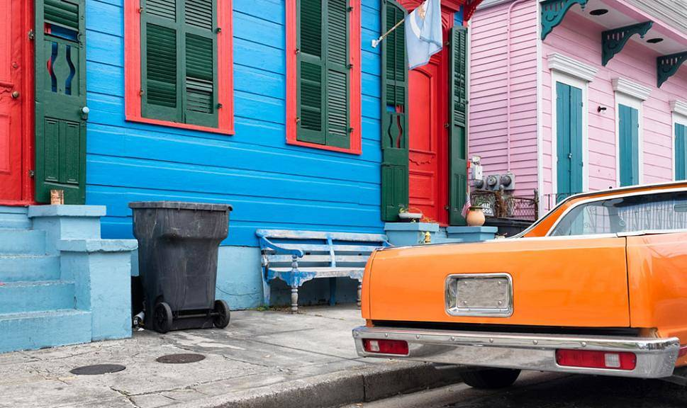 Car Hire New Orleans To Memphis