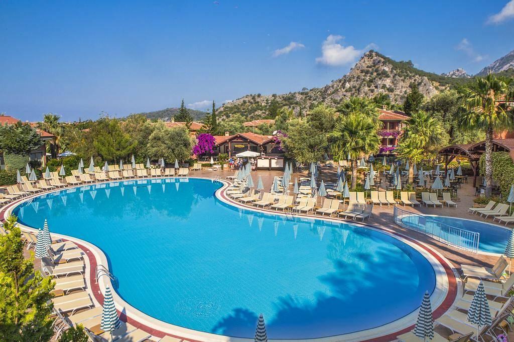 Sun City Hotel Beach Club Oludeniz