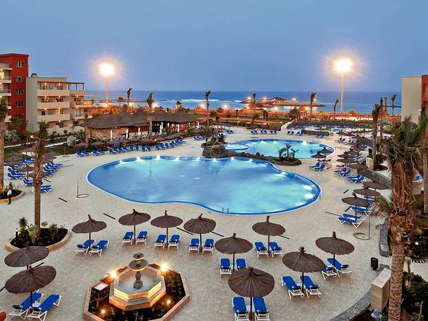 Hotel Elba Carlota Beach And Convention Resort