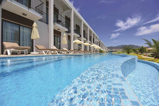 From 289 7nt luxury 5 all inclusive dalaman holiday for Luxury holidays all inclusive
