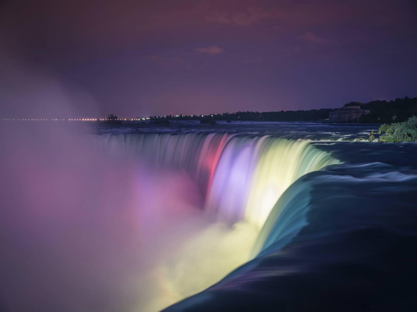 From 163 1 599 14nt Niagara Falls Amp New York Stay W All Inclusive Bahamas Or Bermuda Cruise