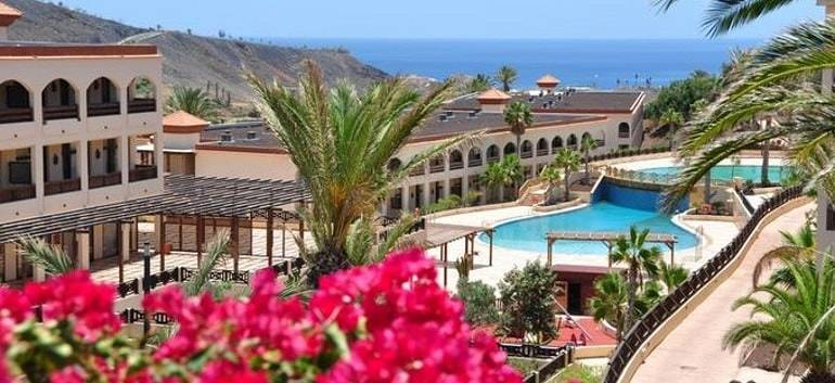 7nt All Inc Winter Sun – 4* Canary Island Getaway